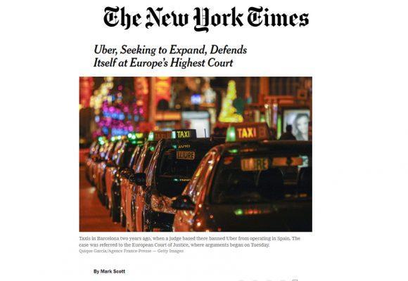 Montse Balagué – New York Times