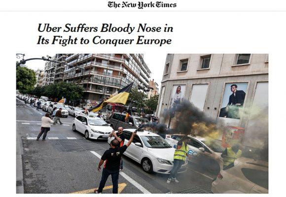 SBC Abogados – The New York Times