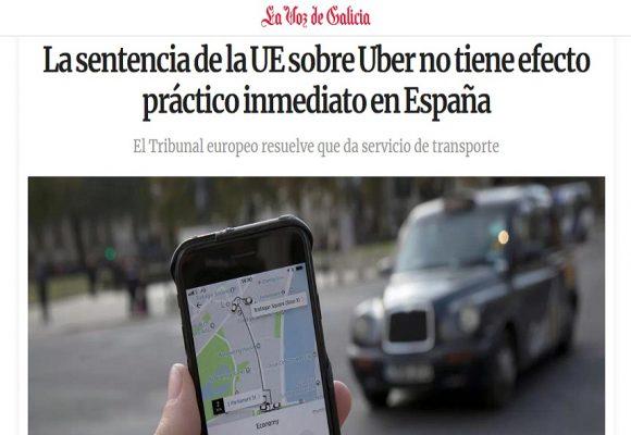 SBC Abogados – La Voz de Galicia