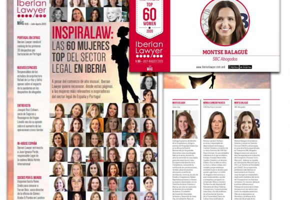 Montse Balagué – Iberian Lawyer