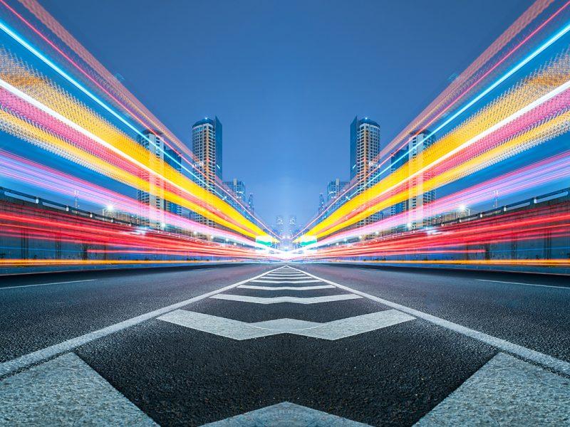 La digitalización del transporte de mercancías